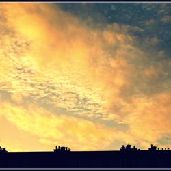 Sunset on 1jan 2011
