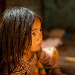 Girl, Bhutan