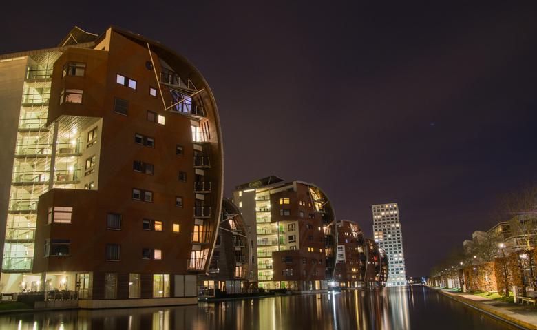 Paleiskwartier Den Bosch - gemaakt tijdens workshop Nachtfotografie