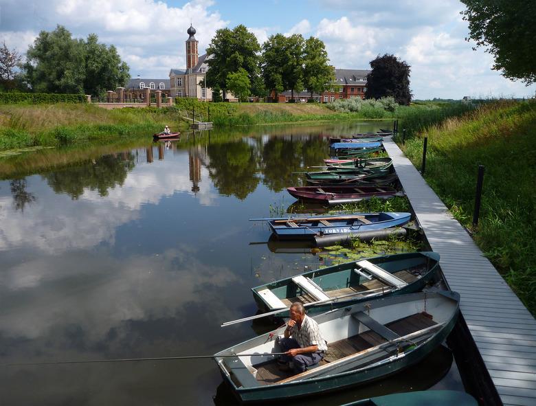 Zo heerlijk rustig - Kasteel Nieuw Herlaar, nabij Sint Michielsgestel (Noord-Brabant)