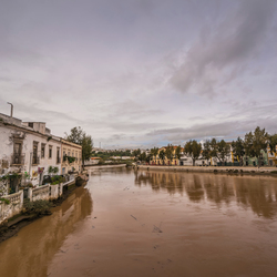 Rio Gilhão, Tavira (Algarve, Portugal)