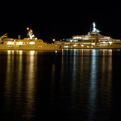 Boats in the Night