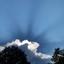 Achter de wolken...