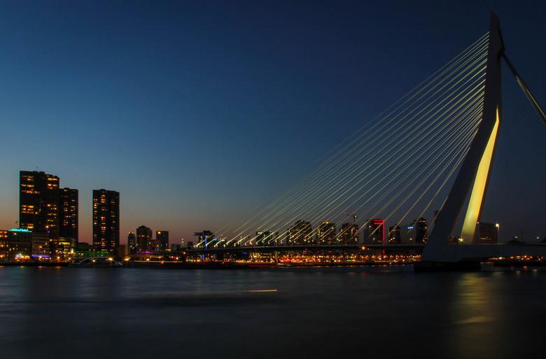 Rotterdam rocks! (Erasmusbrug)
