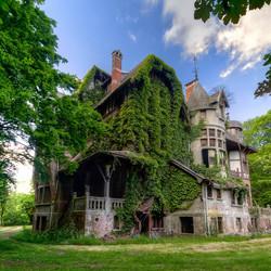 Huis vol Mysterie