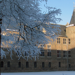 Kasteel Helmond in Winter Wonderland