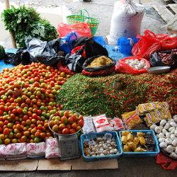 markt op sulawesi