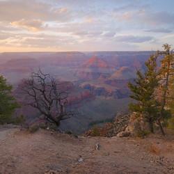 Grand Canyon zonsondergang (2)