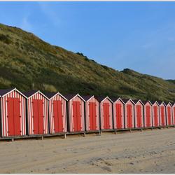 Valkenisse strandhuisjes