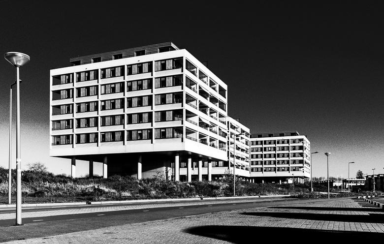 HvH - Markante gebouwen in Hoek van Holland.
