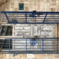 Jaffa door