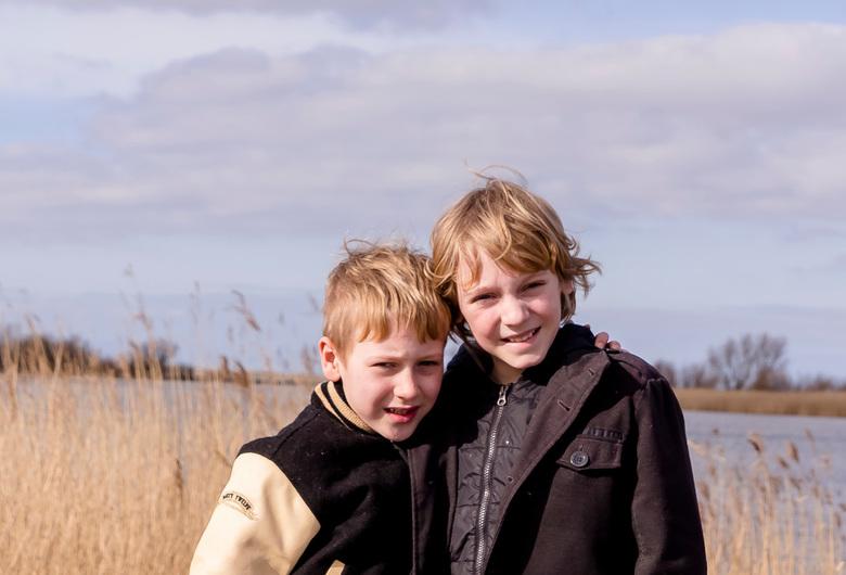 Mijn boys -