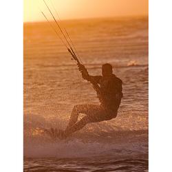 Surfing the sun...