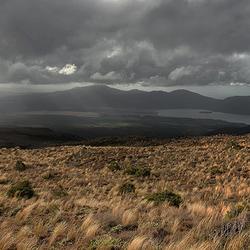 Panorama Tongariro Crossing