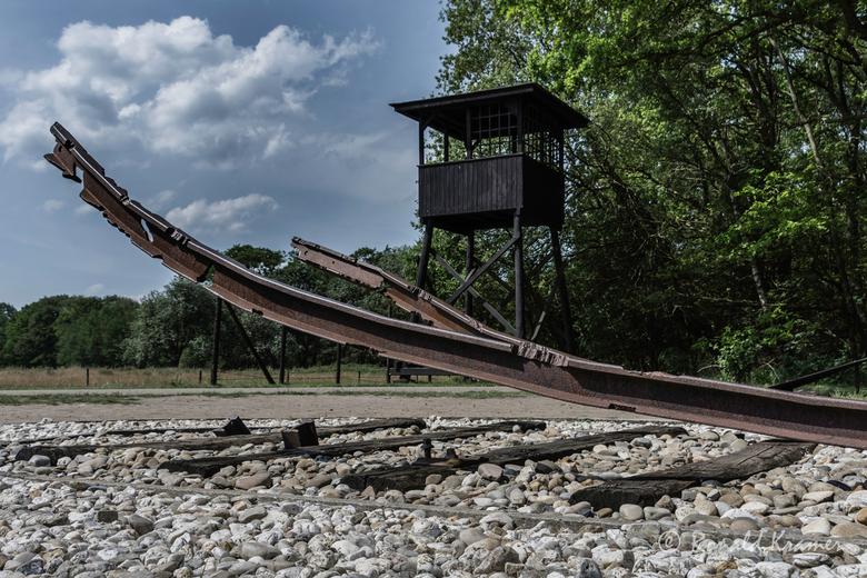 Kamp Westerbork - Nationaal monument in kamp Westerbork