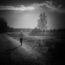 Jogging in the Field