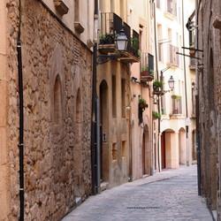 Straatje Tarragona.