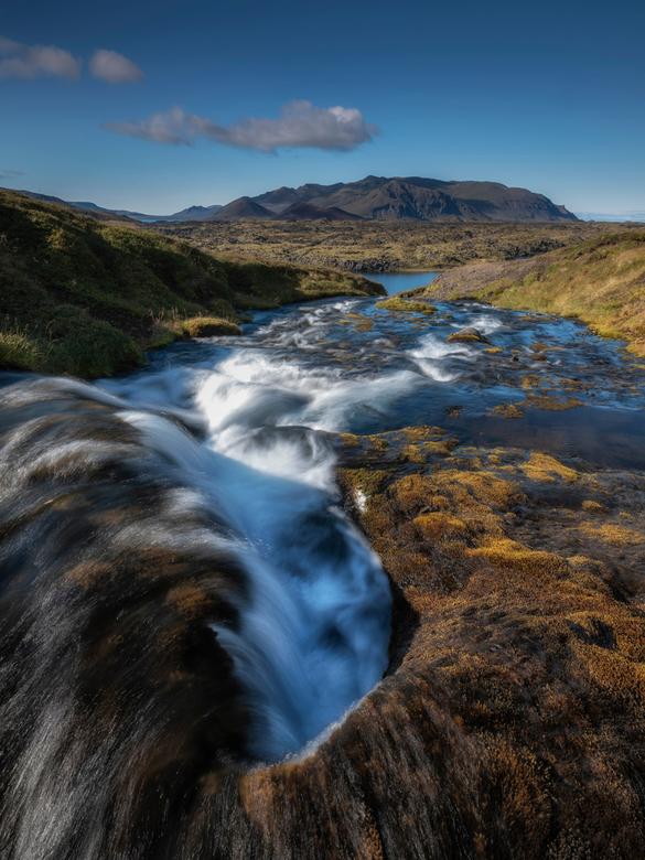 Vulkano landscape - Een opname uit ijsland ... gemaakt onderweg in een ongelofelijk mooi landschap ...