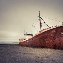 Garðar steelship