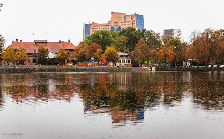 Autumn in StadsPark Groningen (InspireMediaGronigen) - InspireMediaGroningen http://www.InspireMedia.nl<br /> Thankyou! for visiting Instagram: https
