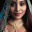 another photo of Bollywood actress Nikita Gokhale