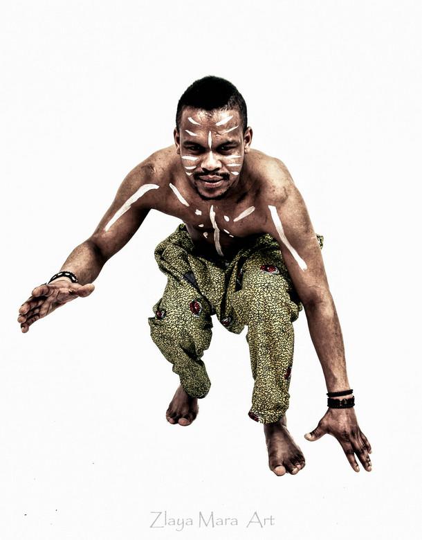 Warrior - Eerste deel van mijn nieuwe Afrika shoot