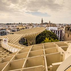 Metropol Parasol in Sevilla 2, Spanje