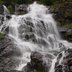 Waterval van 90 meter