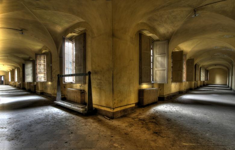 Ospedale di R  - nog eentje uit de urbex trip door Italie,