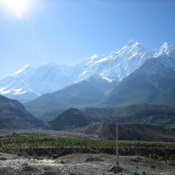 Spanning in de Himalaya
