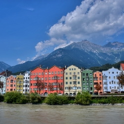 colourfull innsbruck