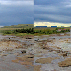 4 moments of Strokkur
