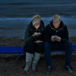 Niet meer zonder mobiel.