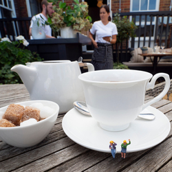 Tea in Rye