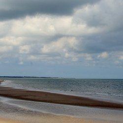 strand Brouwersdam