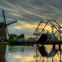 Hollands tafereel @ Kinderdijk