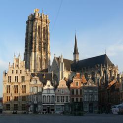 Belgie Mechelen