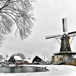 de molen van Geervliet