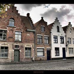 Brugge IV  in HDR.