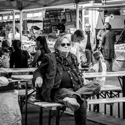 De zaterdagsemarkt