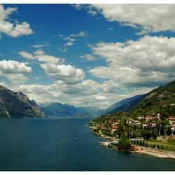 Lake Garda...............
