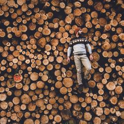 Woodmorning! Iemand zin in een kampvuur?