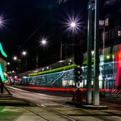 Strangers in the light - Amsterdam Light Festival