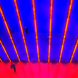 Kleur in Guggenheim