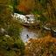 kanoën in de herfst..................