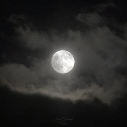 Moon nebula.