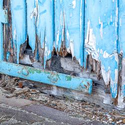 de deur vaneen hal Zwistal  fabriek   Apeldoorn