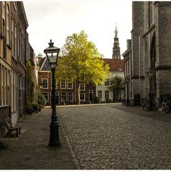 Herfst in Leiden