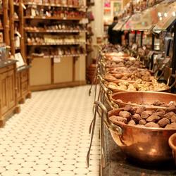 Chocolates Shop Brugge Belgium