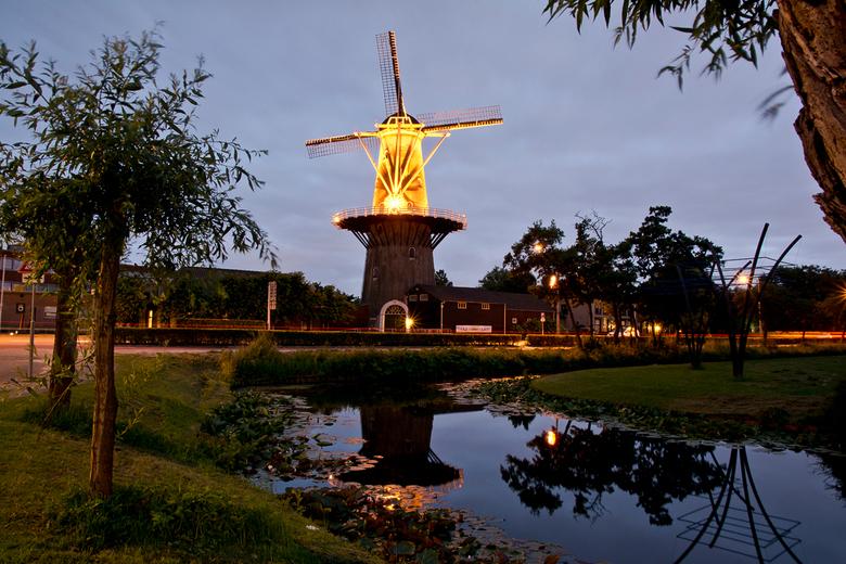 De molen van Wateringen